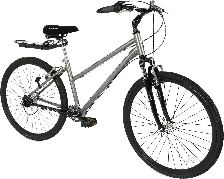 Sonoma Bicicleta Urbana sin Cadena para Mujer: Amazon.es: Deportes ...