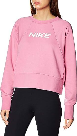 Generalizar Noroeste Psicologicamente  Nike Women's Dry Get Fit FC Sweatshirt: Amazon.de: Bekleidung