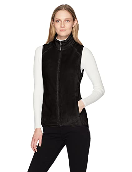 6804653b1 White Sierra Cozy Fleece Vest Ii