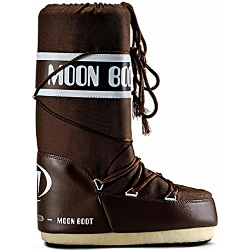 promo code c7958 eb826 Moon Boot Unisex Adults' Nylon Snow Boots
