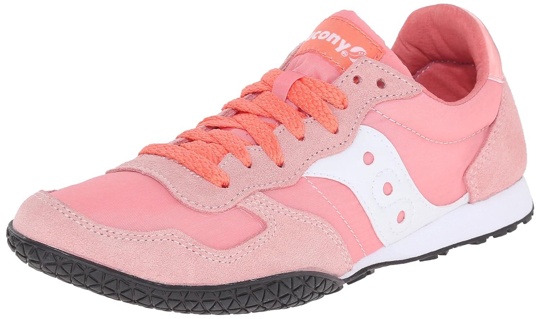 Saucony Originals Women's Bullet Sneaker B00XV9XRL6 6.5 B(M) US|Coral