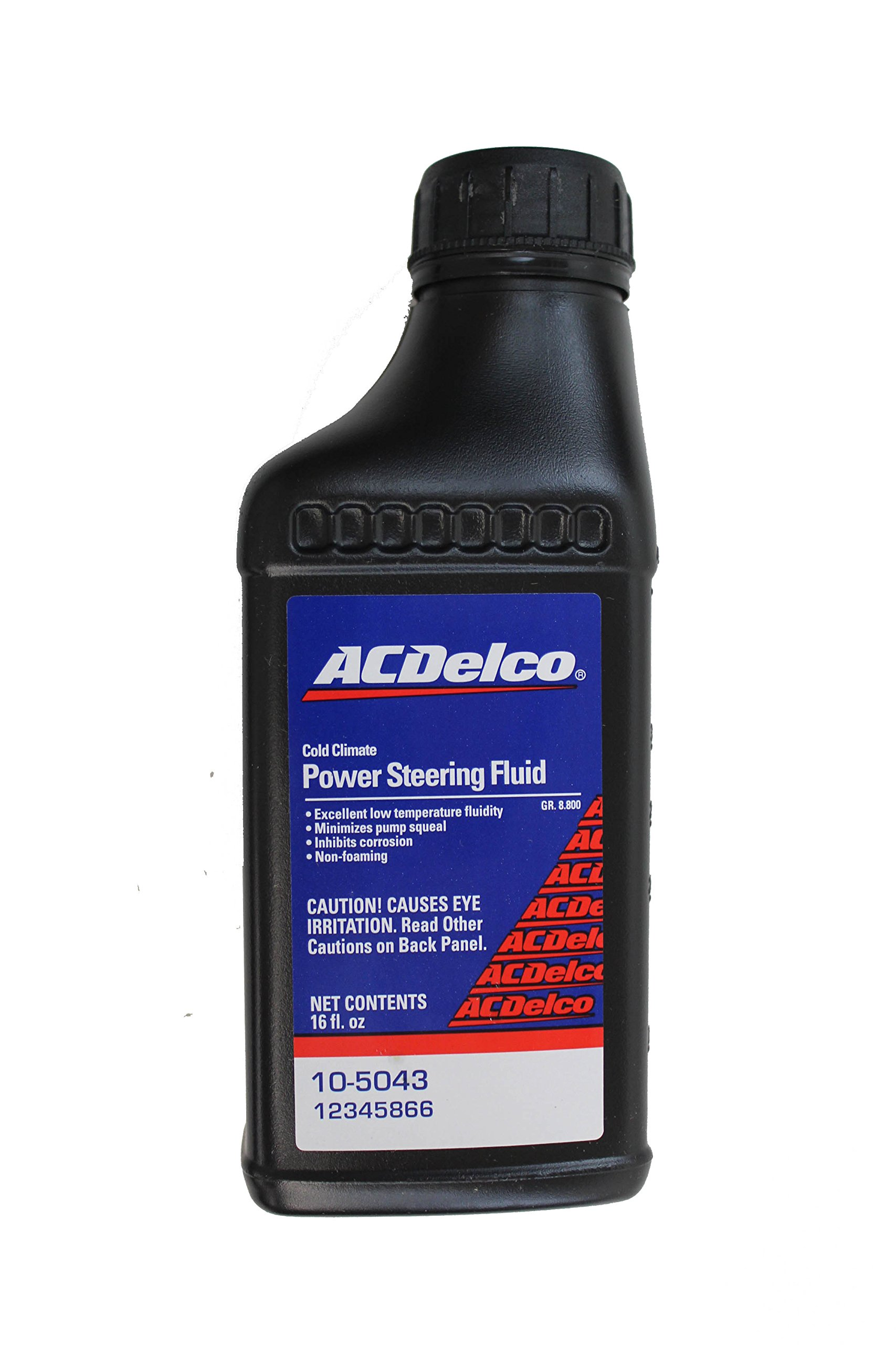 Genuine GM Fluid 12345866 Cold Climate Power Steering Fluid - 16 oz.