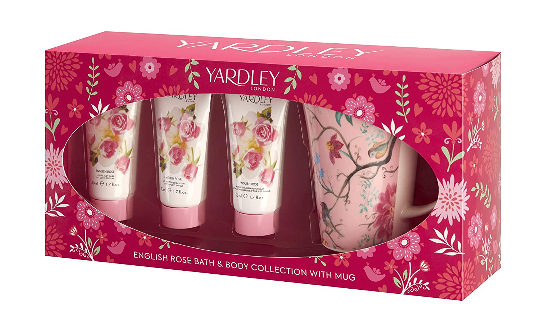 Yardley London Lavender Eau de Toilette and Body Lotion Gift Set Y72X1811-3