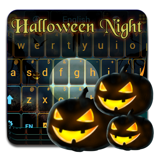 Halloween Night Keyboard ()