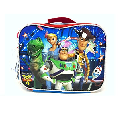 1ab08d267286 Amazon.com: Disney Pixar Toy Story 4 Lunch Box Bag Insulated Soft ...