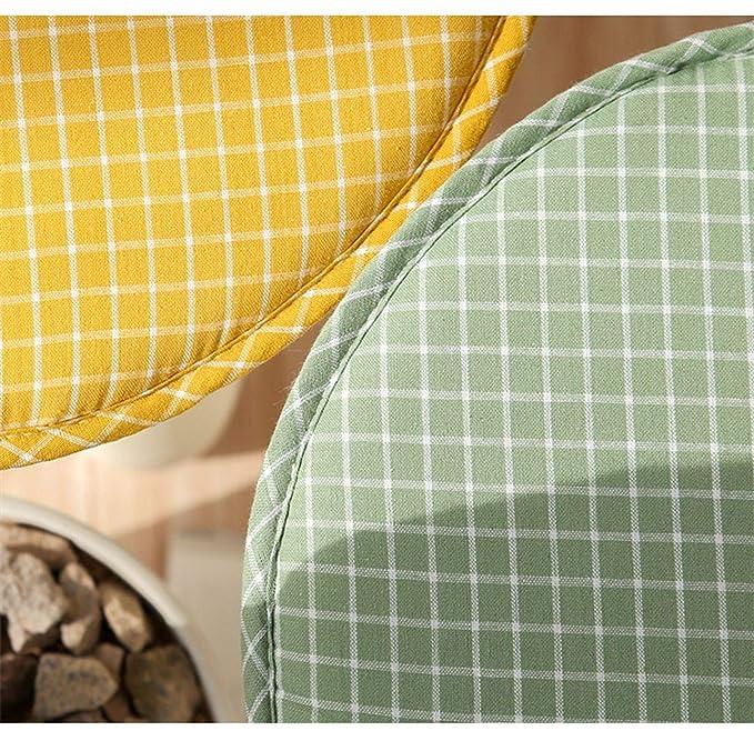 Amazon.com: w-boll - Cojín para silla de lino y algodón ...