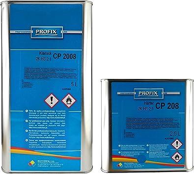 Ludwiglacke Profix Klarlack Cp 2008 5 Liter Kanne 2 5 Liter Härter Cp 208 Auto