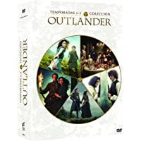 Outlander - Temporadas 1-5 [DVD]