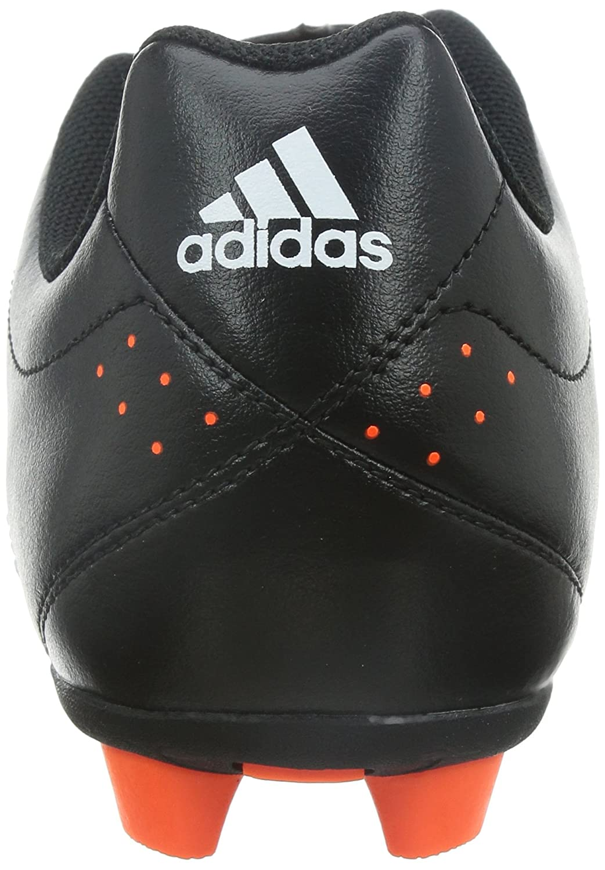 pick up 44d2e 72c4b adidas, B27076, Goletto V Hg, Herren Fußballschuhe, schwarz  cblackftwwhtsorang (6.0, schwarz) Amazon.de Schuhe  Handtaschen