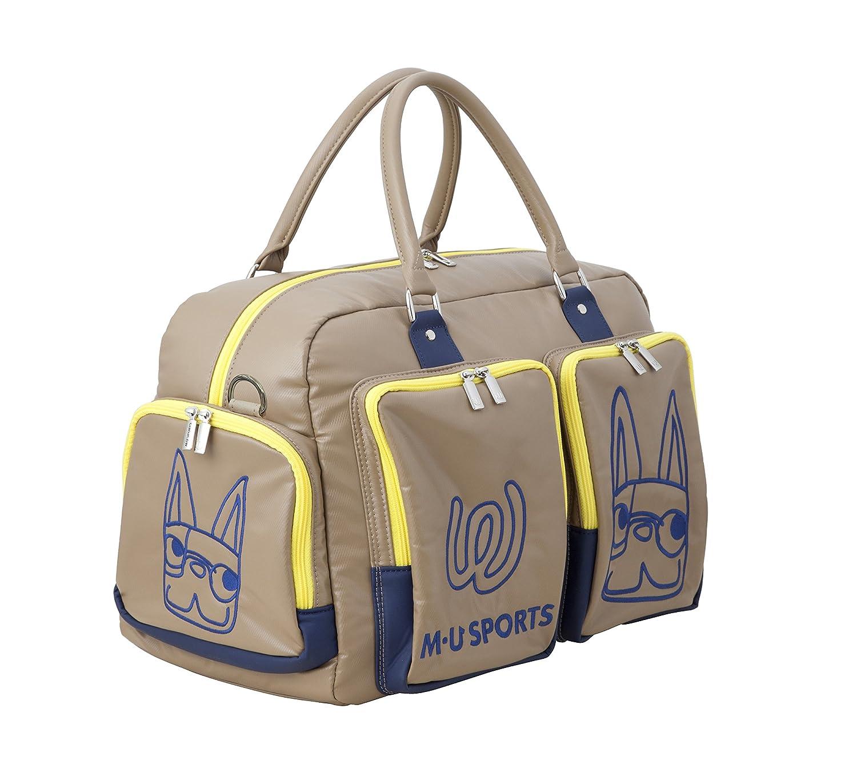 MUスポーツダッフルバッグtop-handle、703r6251  ベージュ B01L9MCFM8