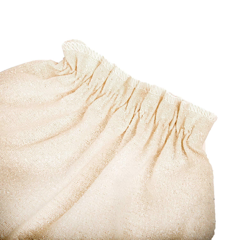 WWMUIP Handschuh aus 100/% Rohseide