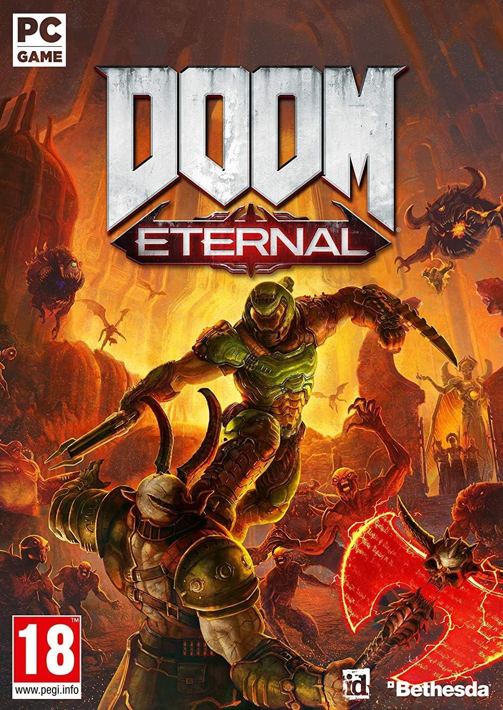 42位:ベセスダ・ソフトワークス『DOOM Eternal』