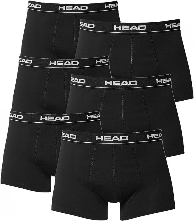 8er pack Head Hommes Boxer sous-vêtements m//5 Blanc
