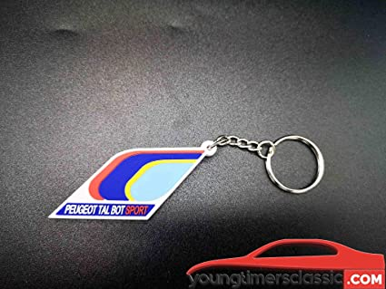 youngtimersclassic - Llavero para Peugeot Talbot Sport ...