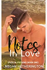 Notes in Love (Studs in Stetsons Book 1) Kindle Edition