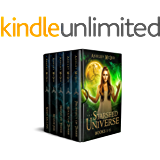 The Starseed Universe: The Complete Series (Books 1-5)