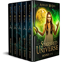 The Starseed Universe: Books 1-5 (English Edition)