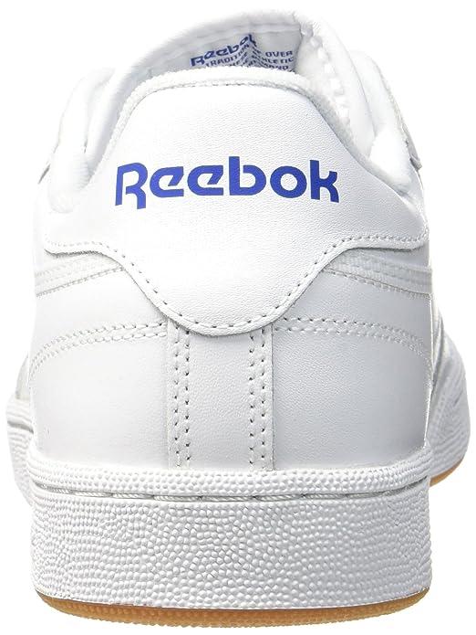 84216ecf1eed0c Reebok Men s Club C 85 AR0459 Low-Top Trainers  Amazon.co.uk  Shoes   Bags