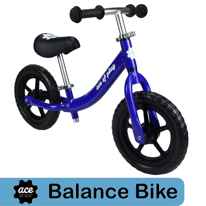 Blau Ace of Play Balance Bike Outdoor Spielzeug für Kinder