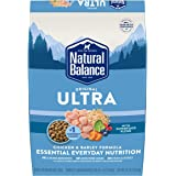 Natural Balance Original Ultra Dry Dog Food for All Life Stages, Chicken & Barley