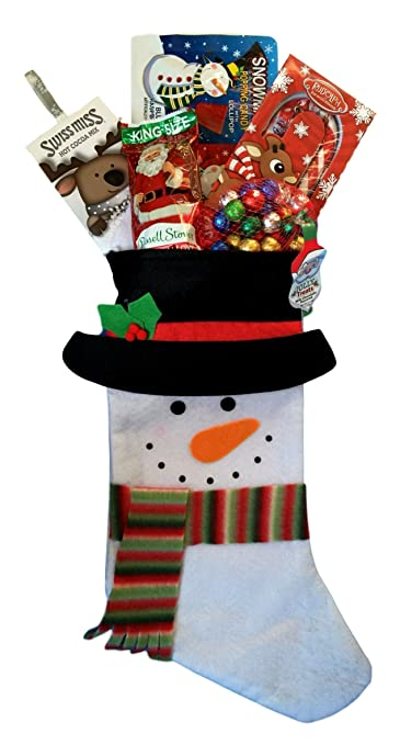 Amazoncom  Holiday Christmas Stocking Gift Filled with Fun Candy
