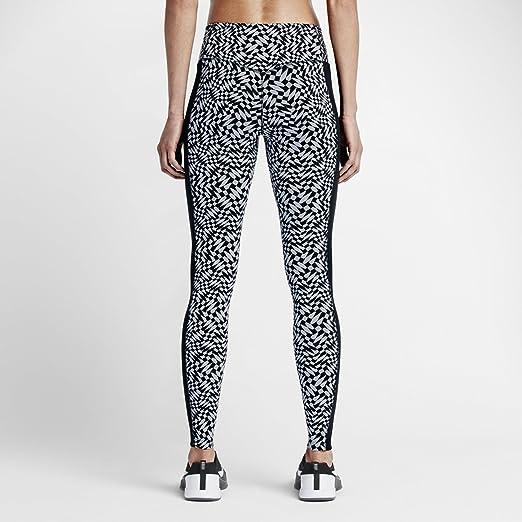 756f07cbc17e5 Amazon.com : Nike Legendary Checker Tight Women's Training Trousers : Sports  & Outdoors