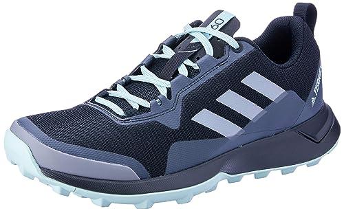 adidas Damen Terrex CMTK W Trekking & Wanderhalbschuhe, Schwarz, 43.3 EU