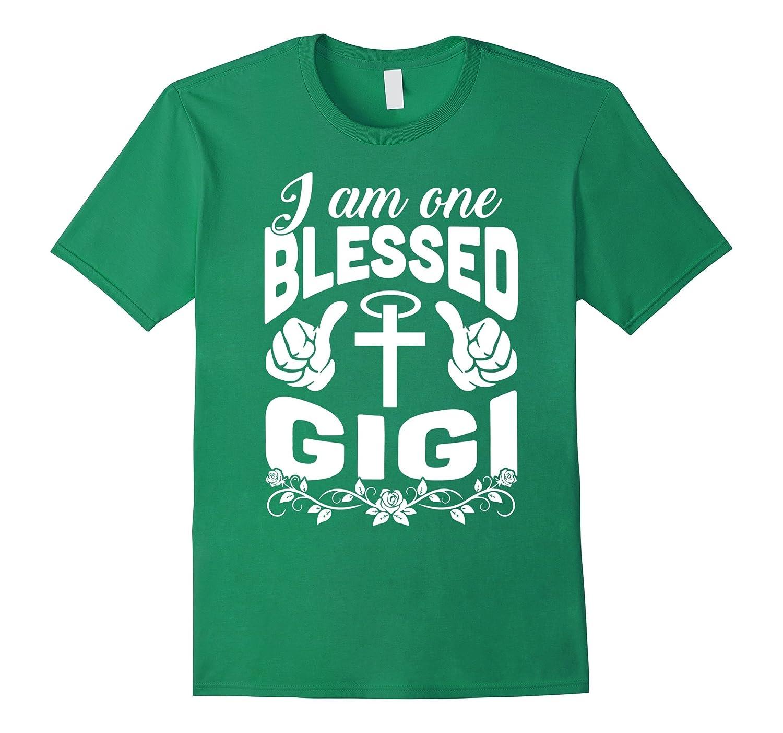 I Am One Blessed GiGi T-Shirt-Art