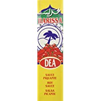 Harissa Condiment In Tube - Spicy 120 Gr