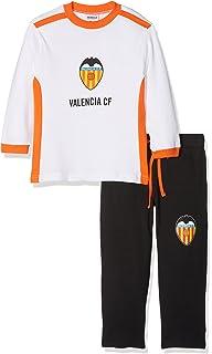 Valencia CF Pijvcf Pijama Larga, Bebé-Niños