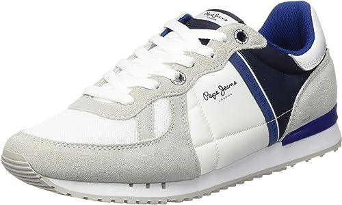 Pepe Jeans Men S Tinker Zero Ath Trainers Amazon De Schuhe Handtaschen