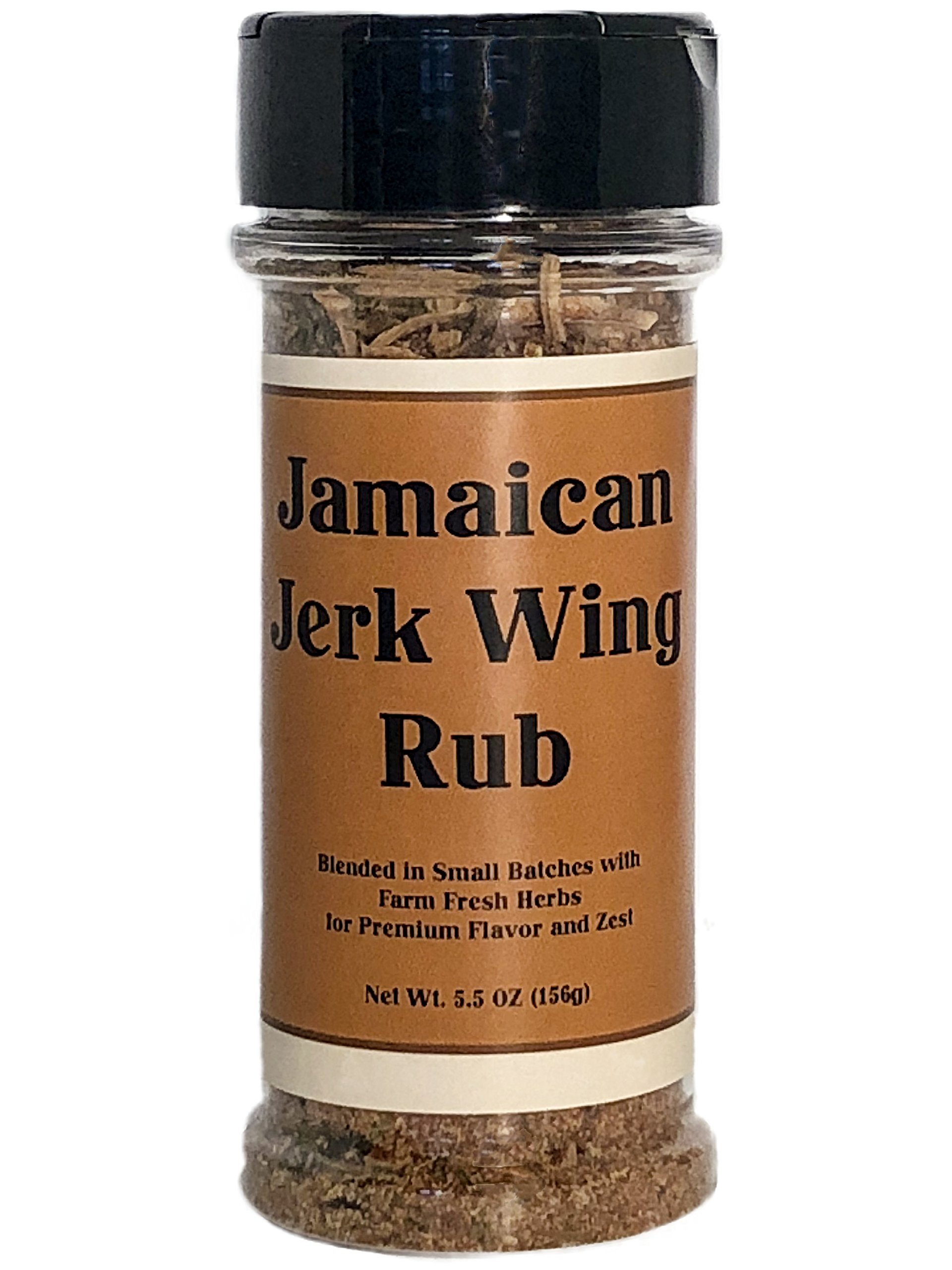 Jamaican Jerk Seasoning - Crafted in Small Batches with Farm Fresh Herbs for Premium Flavor and Zest