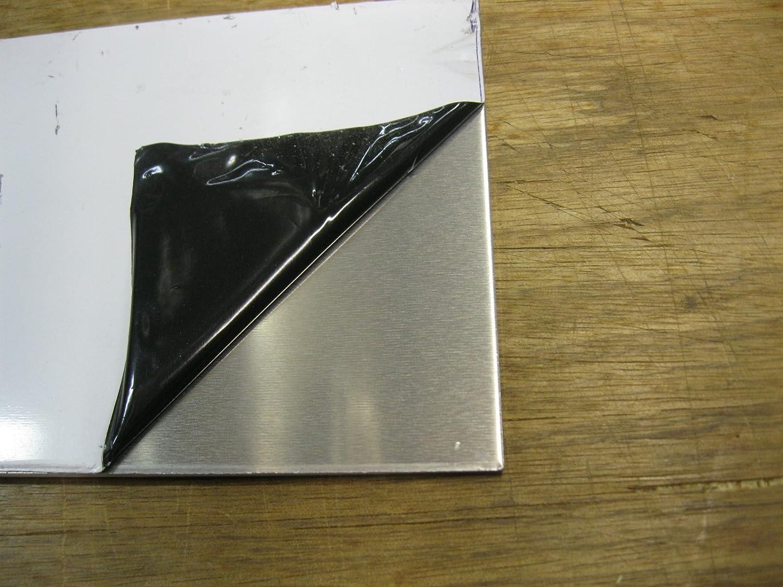 """1//8/"""" .125 Aluminum Sheet Plate 12/"""" x 24/"""" 5052 H32"""