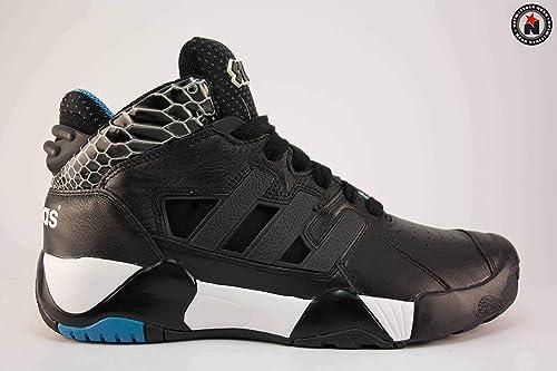 adidas - Zapatillas para Hombre Negro Negro: Amazon.es: Zapatos y complementos
