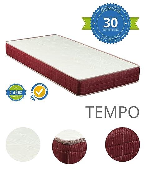 Persomiar COLCHÓN VISCOELÁSTICO Tempo 80x190