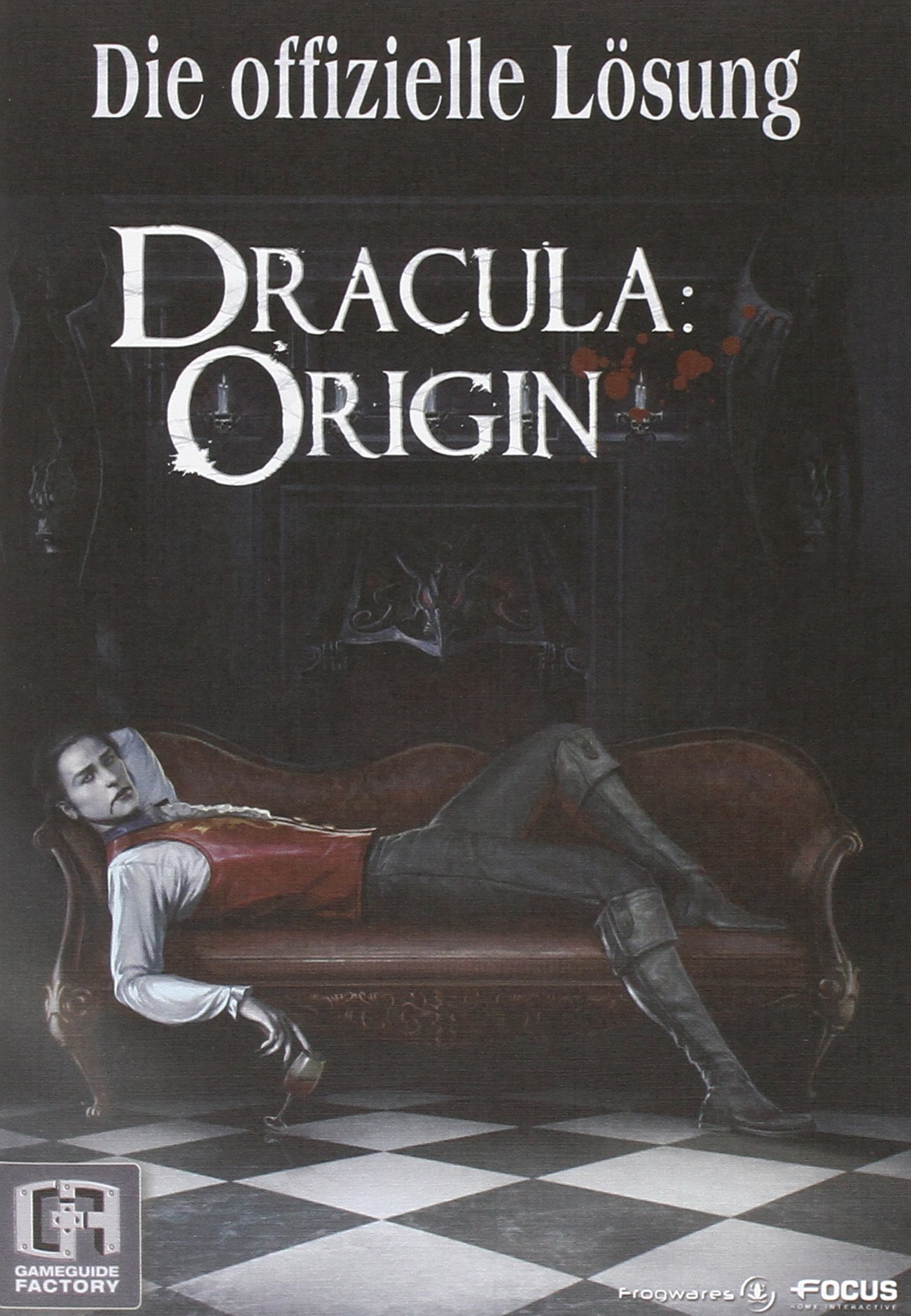 Dracula: Origin - Die offizielle Lösung (Lösungsbuch)
