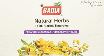 badia natural slimming ceai recenzii)