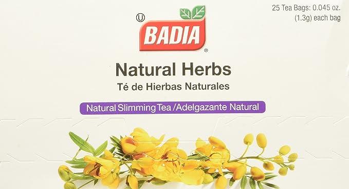 badia natural slimming ceai review 2021)