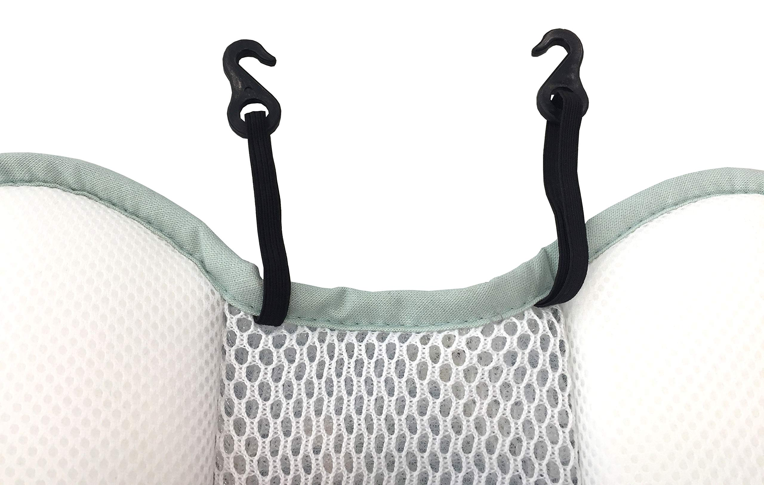 Momnoko 3D Air Mesh Cool Liner for Stroller & Car Seat (Puppy Pattern) by Momnoko (Image #7)