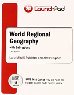World regional geography global patterns local lives lydia launchpad for pulsiphers world regional geography with subregions six month access fandeluxe Image collections