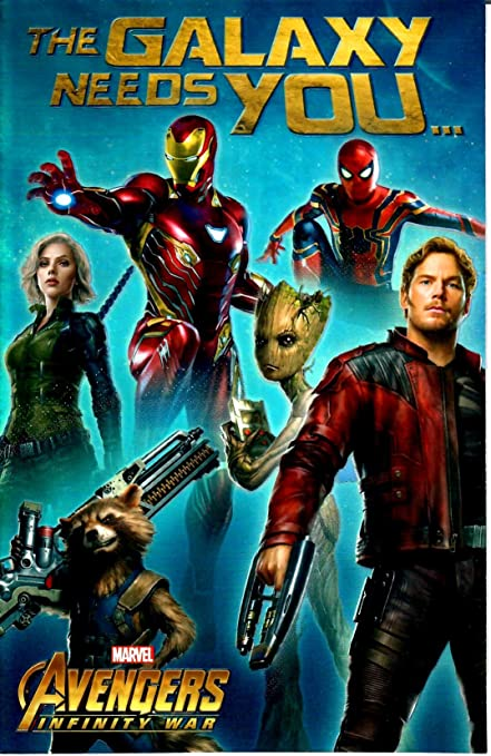 Tarjeta de felicitación de cumpleaños de Marvel Avengers ...