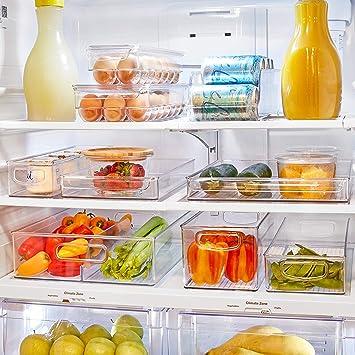 Guilty Gadgets - Cajas de Almacenamiento para frigorífico ...