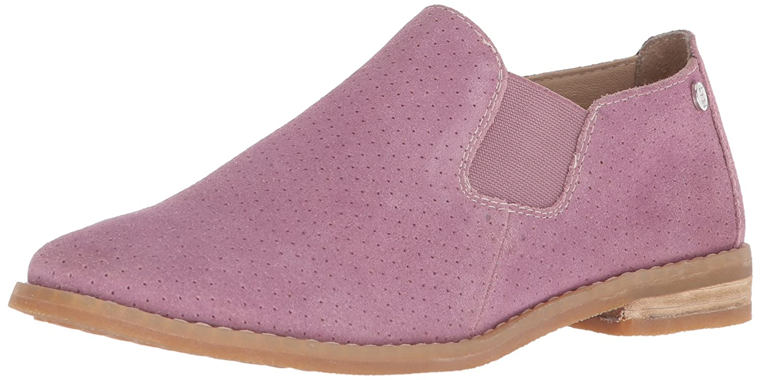 Hush Puppies Women's Analise Clever Flat B0748NVTN2 7.5 W US|Dusty Orchid