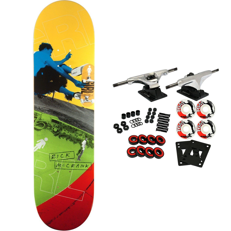 "Girl Skateboard Complete McCrank 20/20 8.375"""
