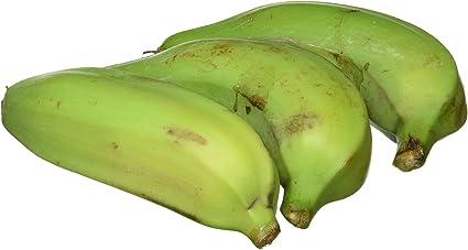 Fresh Banana Raw, 2 Pieces