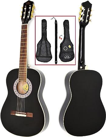 ts-ideen - Guitarra de concierto acústica (1/2, infantil, para ...