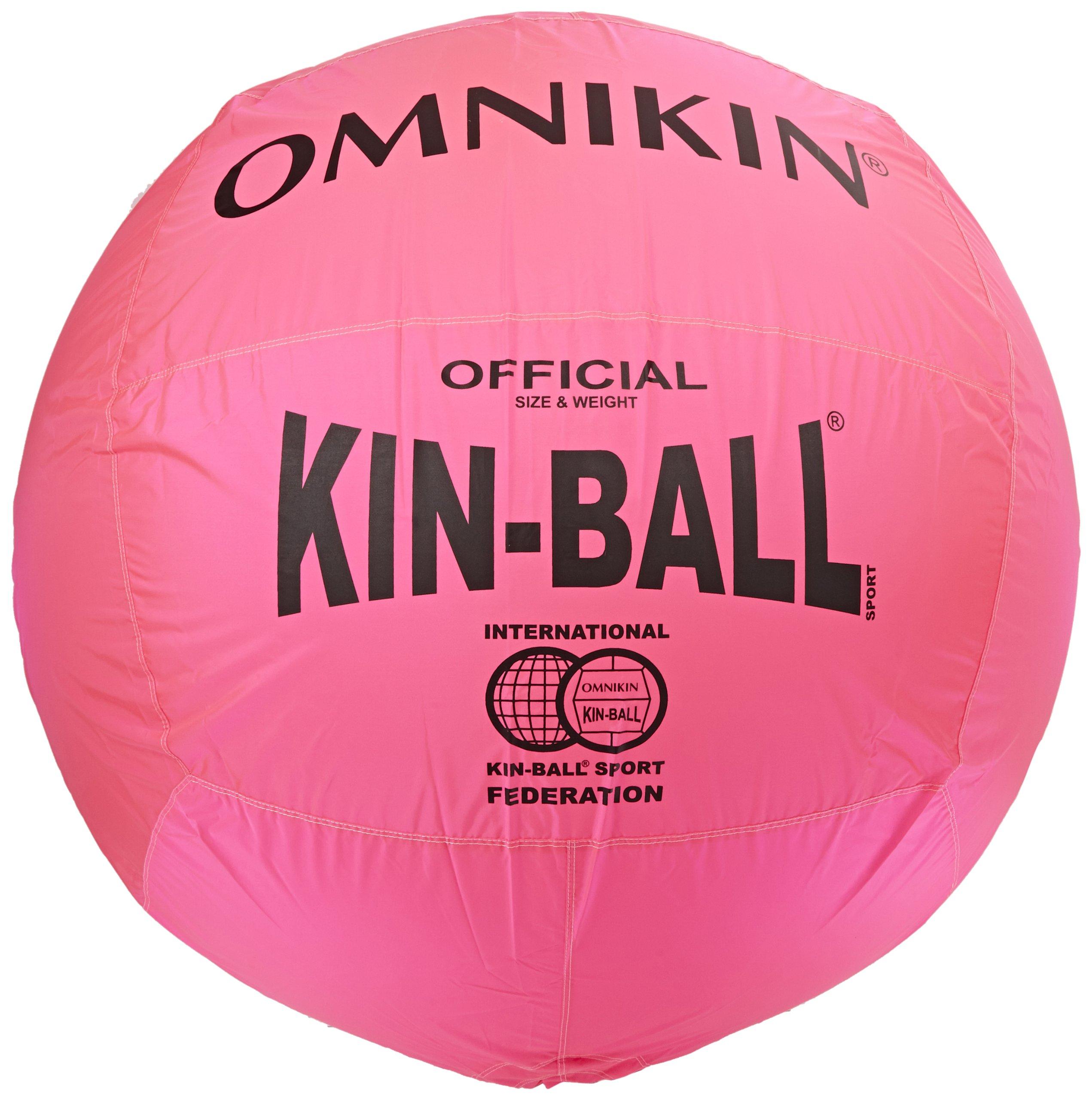 Omnikin Kin-Ball Sport Ball - 48 inch - Pink by Omnikin
