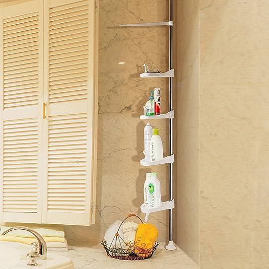 Etagere pour douche italienne affordable paroi de douche - Etagere murale salle de bain castorama ...