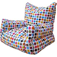 Children's Bean Bag Sofa Polka Dot Kids Furniture