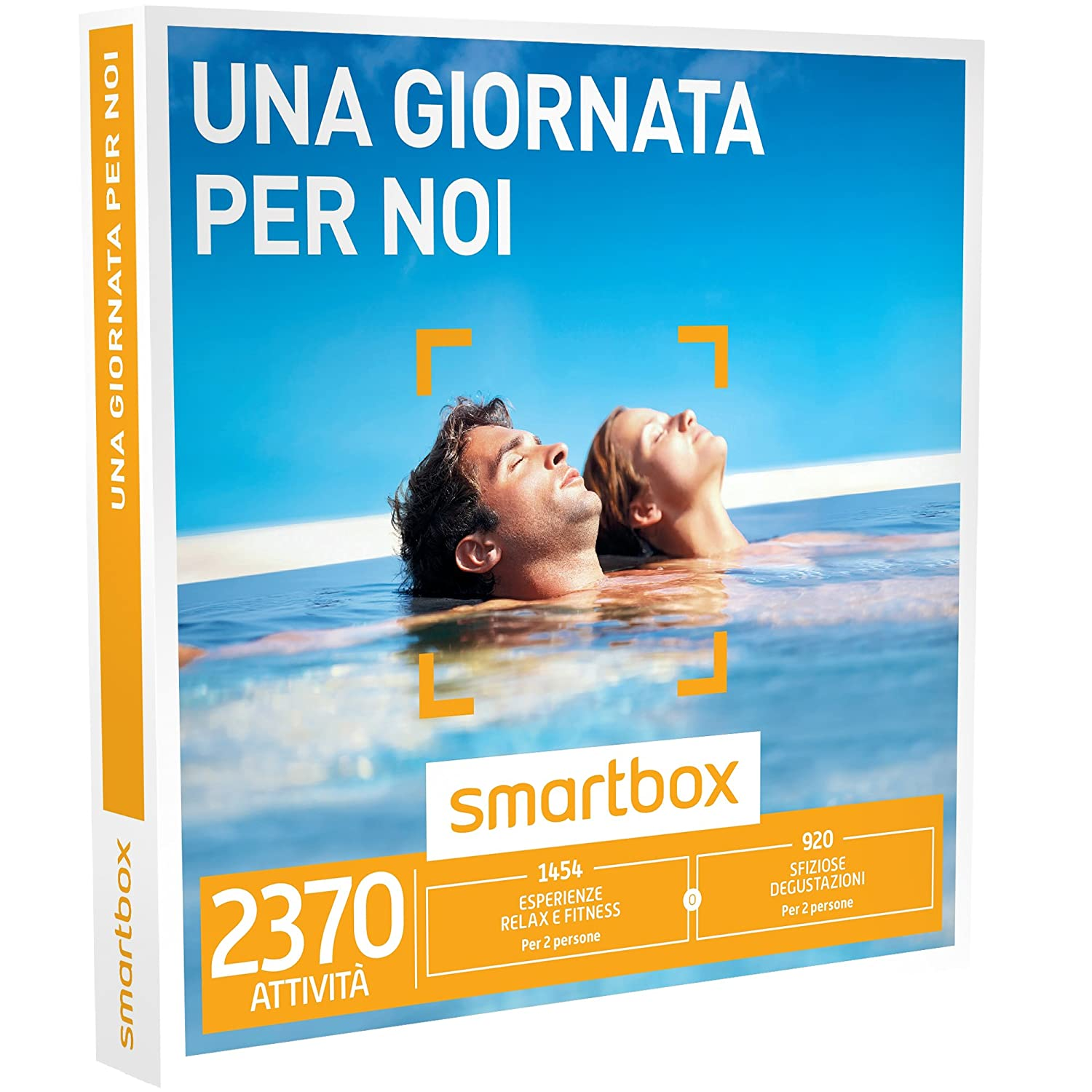 SMARTBOX - Cofanetto Regalo - ADDIO STRESS PER DUE - 1590 momenti ...